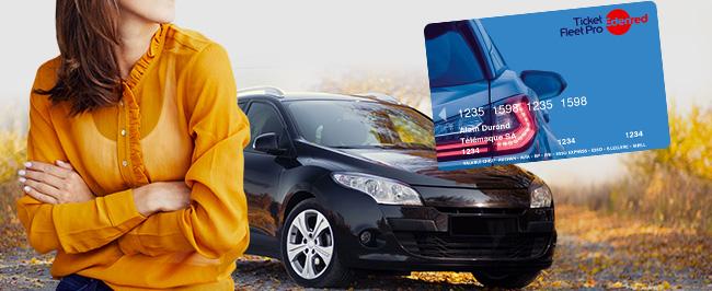 Carte Ticket Fleet Pro